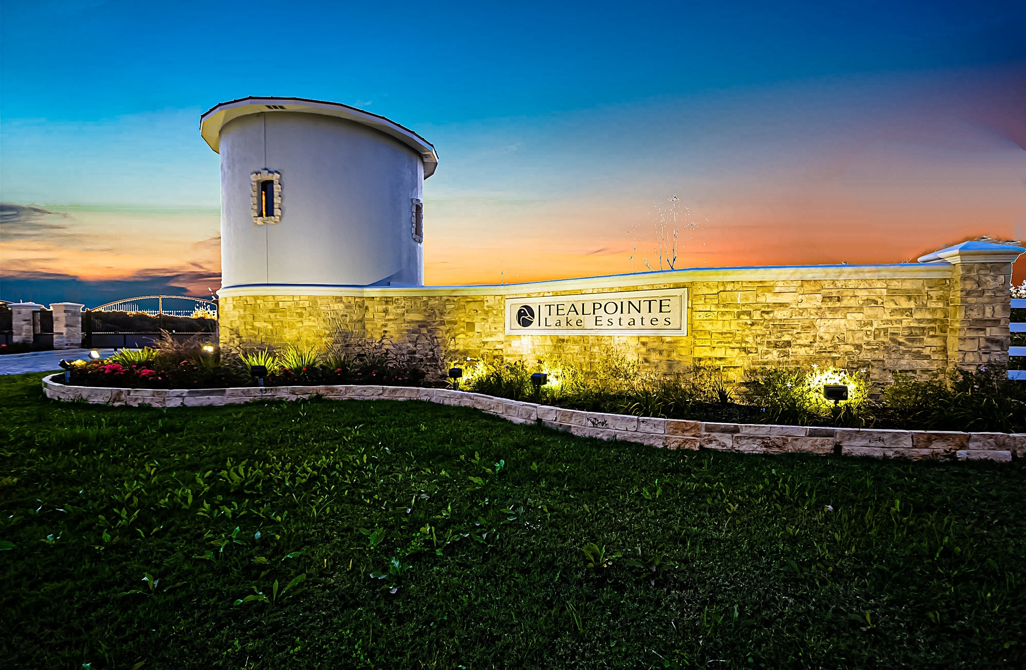 Tealpointe Lake Estates - One of the Best Communities to Live in Tomball